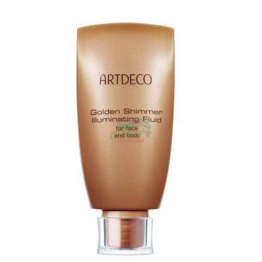 Artdeco Golden Shimmer Illuminating Fluid
