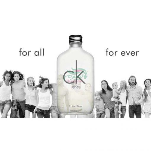 Calvin Klein for women and men