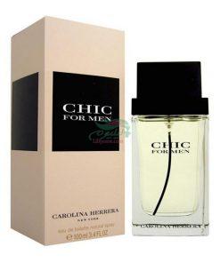 Chic For Men Carolina Herrera