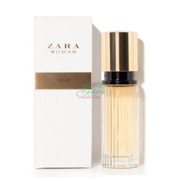 Zara Woman Gold 2013 Zara for women