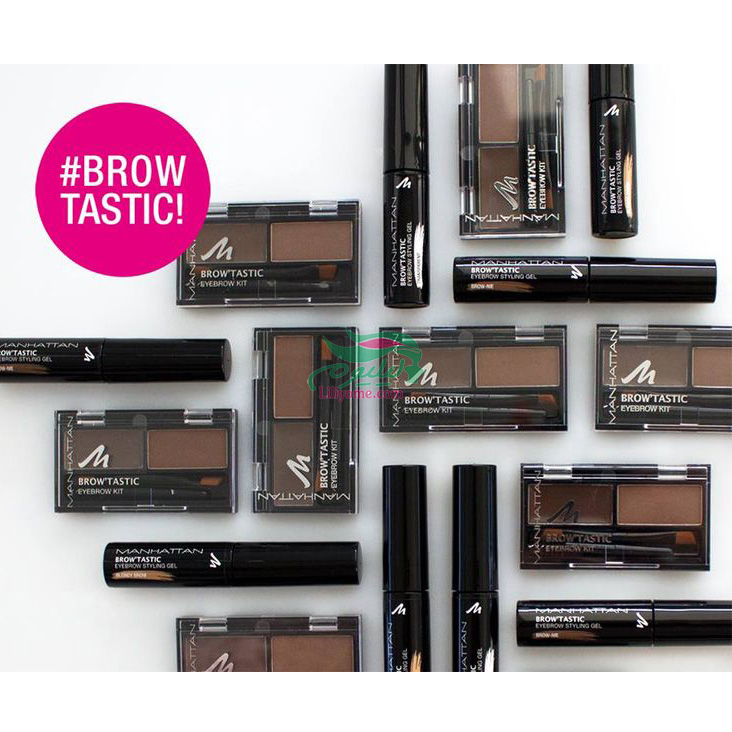 Manhattan Brow Tastic Eyebrow Kit