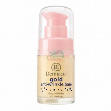 Dermacol Gold Anti Wrinkle Make Up Base