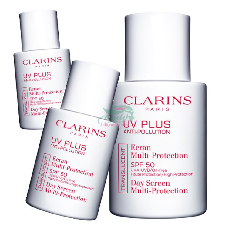 Clarins UV Plus Anti-Pollution Day Screen Multi-Protection SPF 50