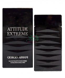عطر مردانه اتیتیود اکستریم جورجیوآرمانی