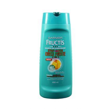 Garnier Fructis Shampoo Stop Caída Crece Fuerte 2 En 1