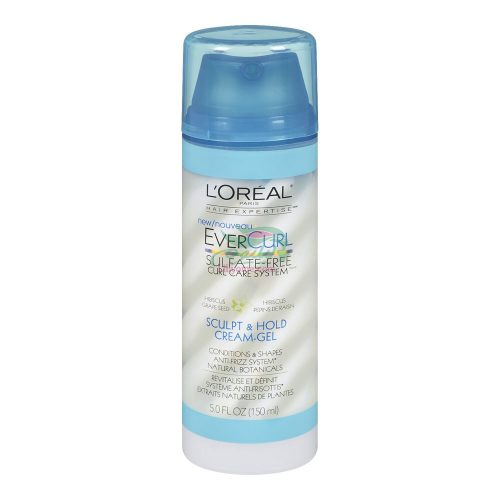 L'Oreal Paris EverCurl Sculpt and Hold Cream Gel