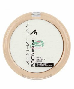 Manhattan Insta Fix & Matte Translucent Finishing Powder