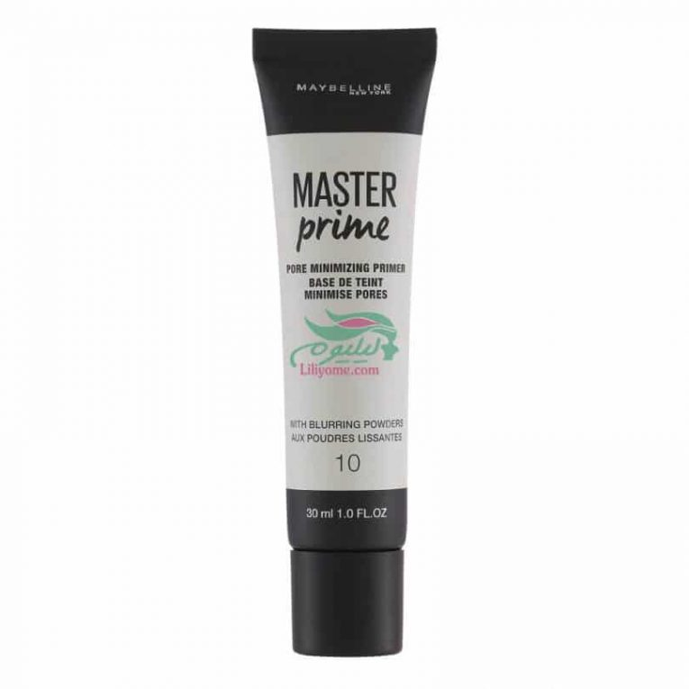 Maybelline Master Prime 10 Pore Minimizing Primer