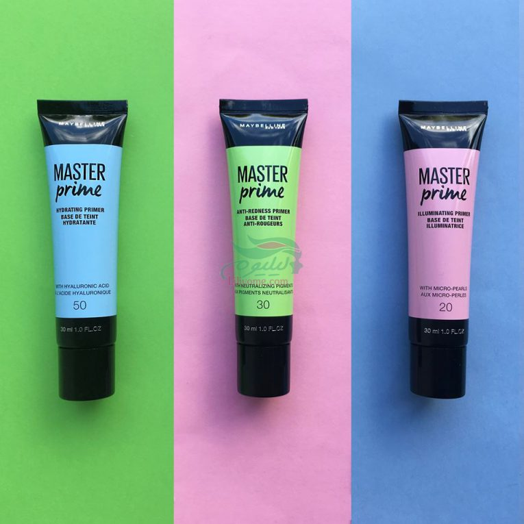 Maybelline New York Master Prime 20