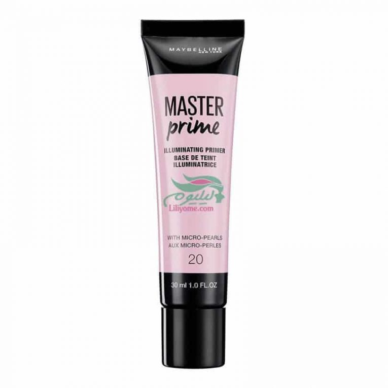 Maybelline New York Master Prime 20 Illuminating Primer