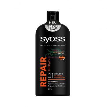 Syoss Repair Therapy Shampoo