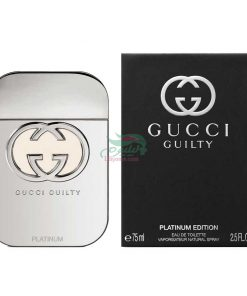 Gucci Guilty Platinum for women