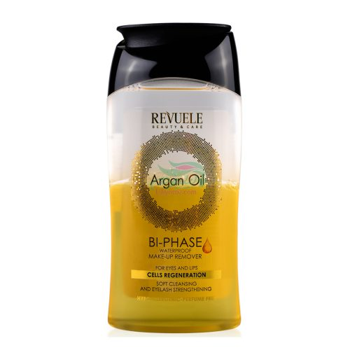 Revuele Argan Oil Bi-Phase Waterproof Make Up Remover