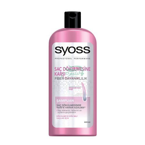 Schwarzkopf Syoss Anti Hair Fall Fiber Resist Shampoo