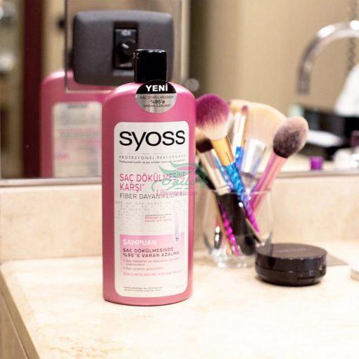 Schwarzkopf Syoss Fiber Resist Shampoo