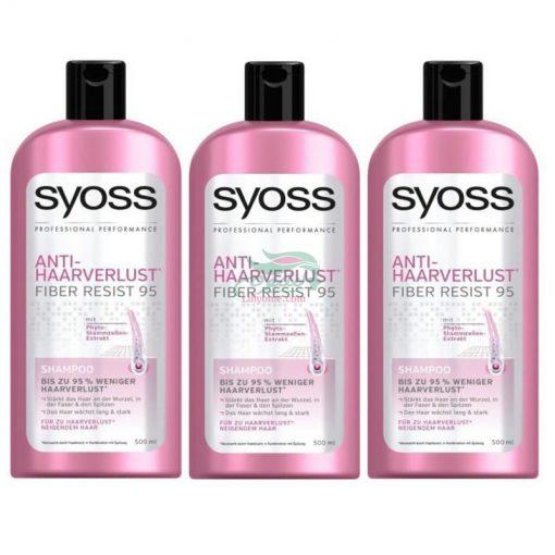 Syoss Anti Hair Fall Fiber Resist Shampoo