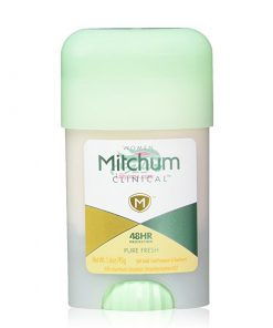 Mitchum Clinical Soft Solid Pure Fresh Deodorant
