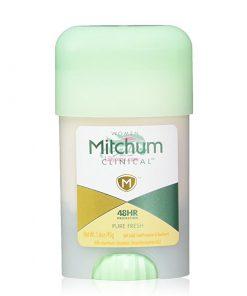 Mitchum Clinical Soft Solid Pure Fresh Deodorant