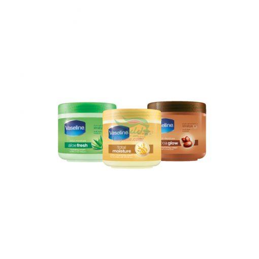 Vaseline total moisture aloe fresh 24h