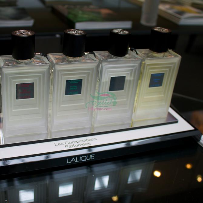 Spicy Electrum Lalique