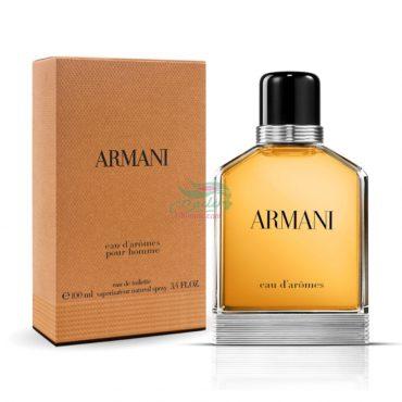 عطر مردانه جورجیو آرمانی ادو دی آرومز