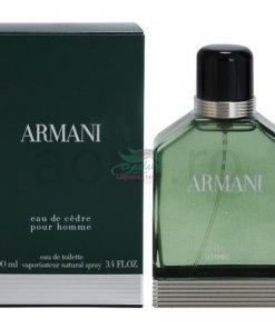 عطر مردانه جورجیو آرمانی ادو سدر