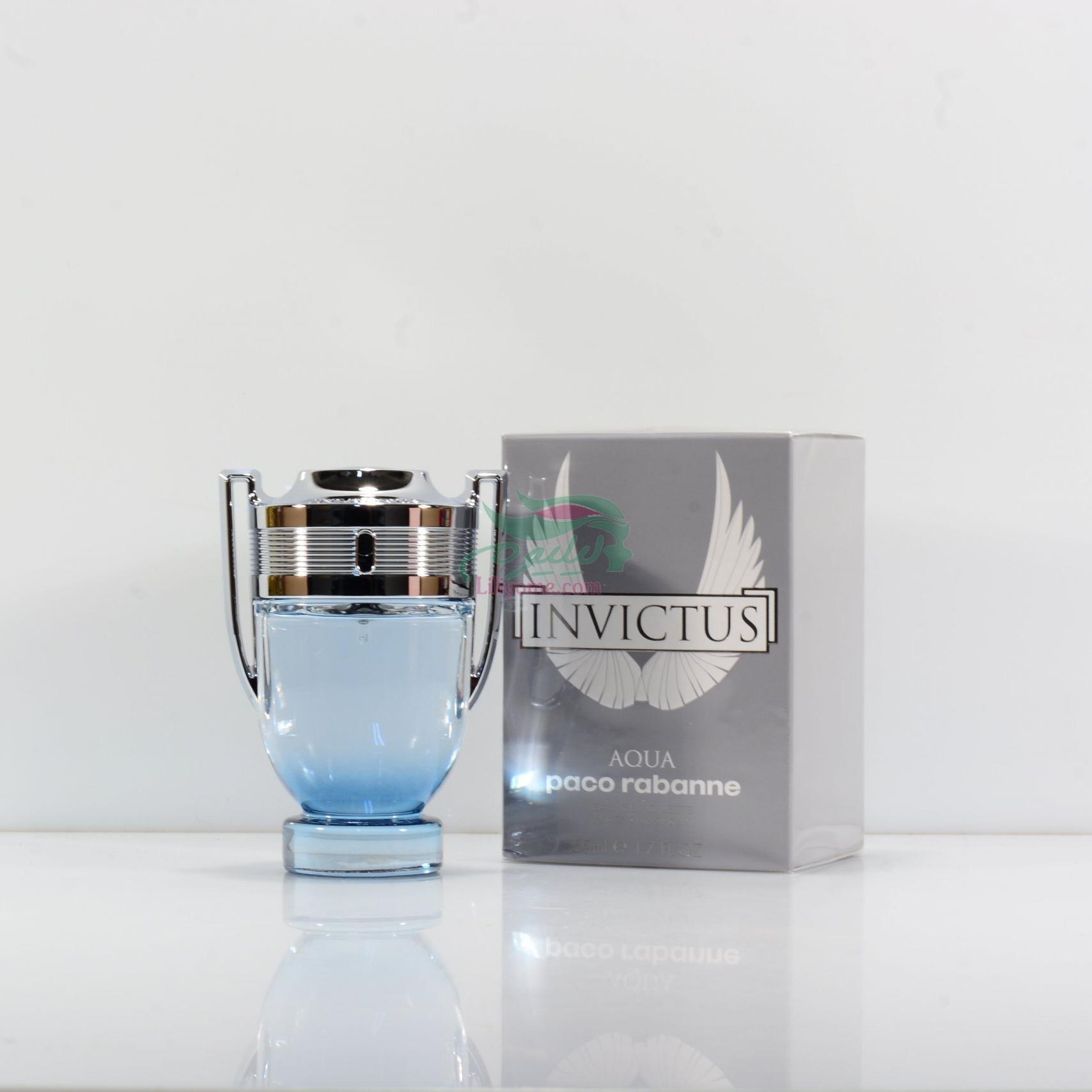 24abd036e خرید آنلاین عطر پاکو رابان اینویکتوس آکوا 2018 مردانه - از فروشگاه ...