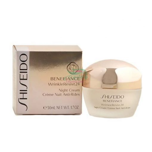 Shiseido Benefiance Wrinkle Resist 24 Night Cream