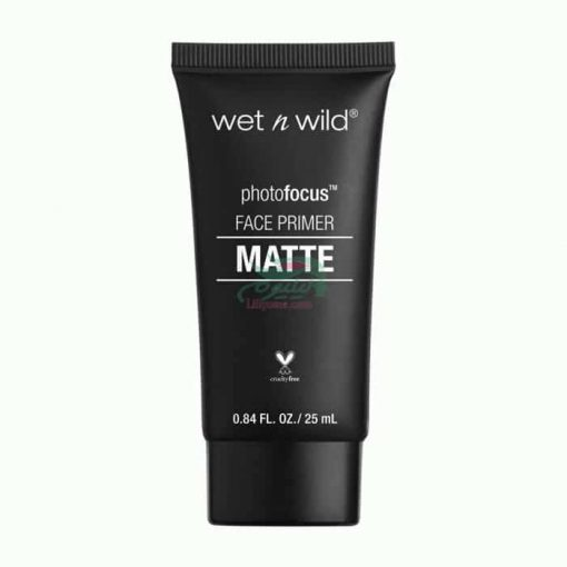Photo Focus Matte Face Primer Partners in Prime Wet n Wild