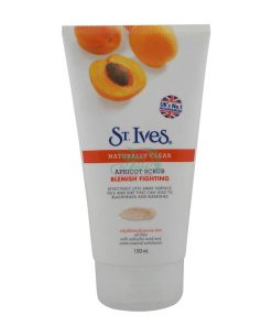 St. Ives Naturally Clear Apricot Scrub Blemish Fighting