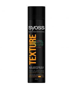 Syoss Haarspray Texture Haltegrad 4 extra stark