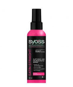 Syoss Hitzeschutz Spray Satin Straight Halt 4,150ml