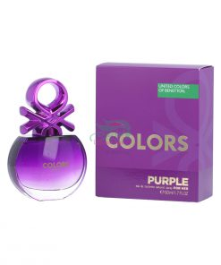 Colors de Benetton Purple