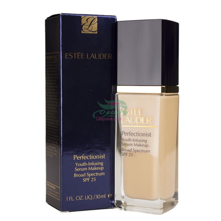 Perfectionist Foundation Youth-Infusing Serum Makeup SPF 25 Estee Lauder