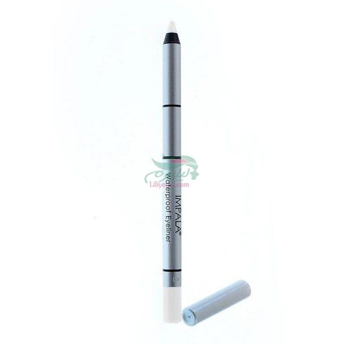 مداد چشم سفید ایمپالا ضدآب