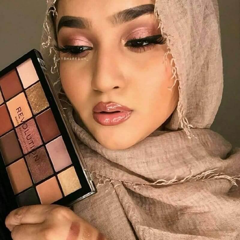 revolution eyeshadow palette