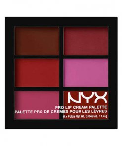 NYX Pro Lip Cream Palette