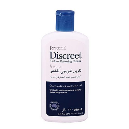 Restoria Discreet Colour Restoring Cream