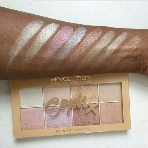 Revolution Highlighter Palette