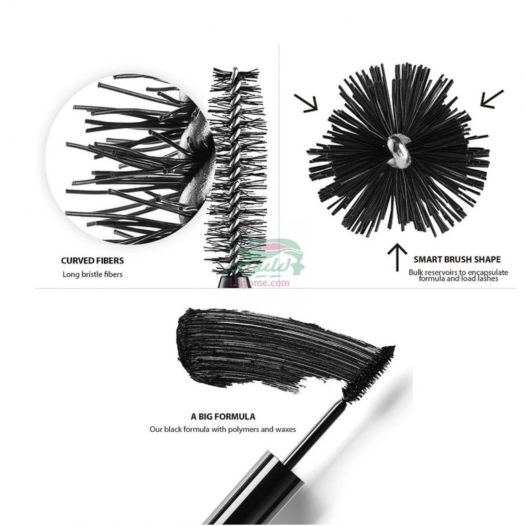 Big Mascara 01 Black