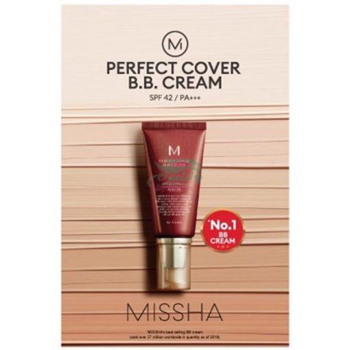 Missha Perfect