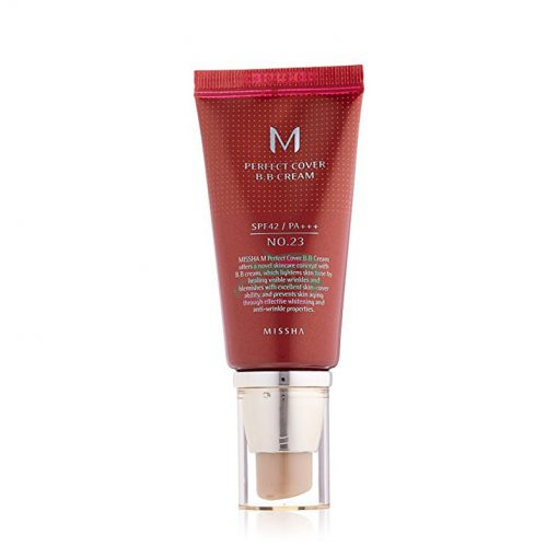Missha Perfect Cover BB Cream-SPF 42 PA+++ 50ml