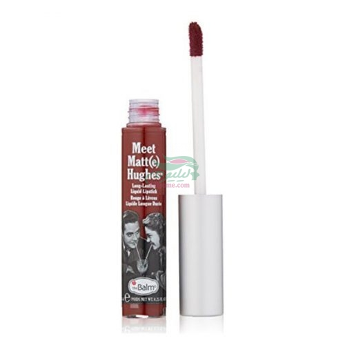 theBalm Meet Matt(e) Hughes™ Long Lasting Liquid Lipstick
