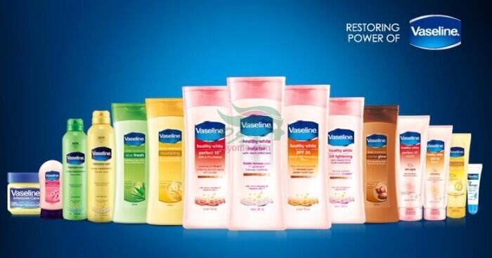 vaseline-products