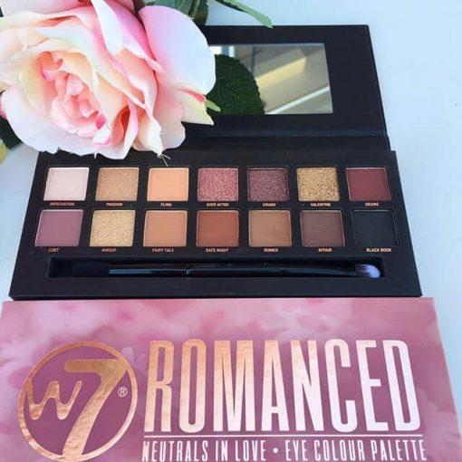 Romanced-Eye-Colour-Palette-w7