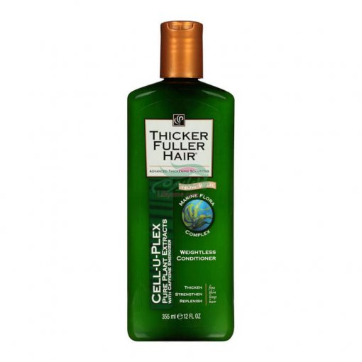 Thicker-Fuller-Hair-Cell-U-Plex-Pure-Plant-Extracts-Marine-Flora-Complex-Revitalizing-Shampoo-min