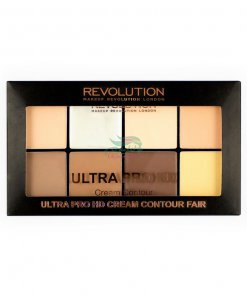 Makeup Revolution Ultra Pro HD Cream Contour-min