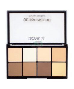 makeup-revolution-contour-palette-hd-pro-powder-contour-fair