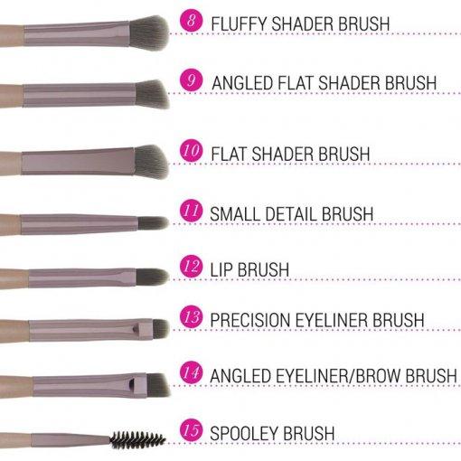 Bh-Cosmetics-Lavish-Elegance-15-Piece-BrushSet-with-Bag-min
