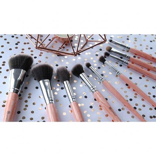 Bh-Cosmetics-Rose-Quartz-9.Piece-Brush-Set-min